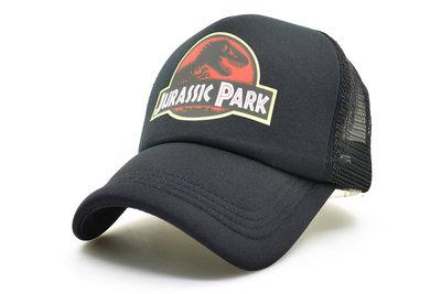 Jurassic Park pet met logo