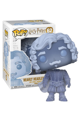 Funko Pop! Harry Potter: Nearly Headless Nick