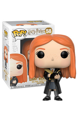 Funko Pop! Harry Potter: Ginny with Diary