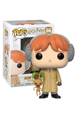 Funko Pop! Harry Potter: Ron with Mandrake