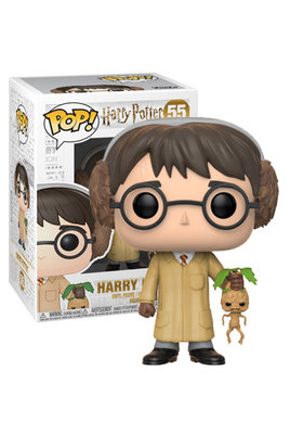 Funko Pop! Harry Potter: Harry with Mandrake