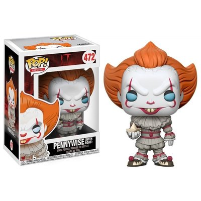 Funko Pop! It: Pennywise with boat