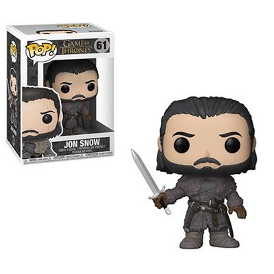 Funko Pop! Game of Thrones: Jon Snow [Beyond the Wall]