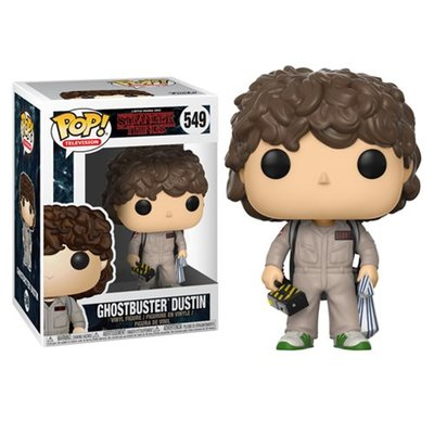 Funko Pop! Stranger Things: Ghostbuster Dustin