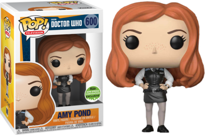 Funko Pop! Doctor Who: Amy Pond [ECCC Exclusive]