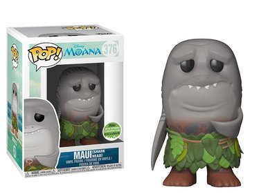 Funko Pop! Moana: Maui Shark Head [Spring Convention Exclusive]