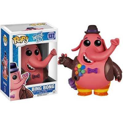 Funko Pop! Disney: Inside Out: Bing Bong [Vaulted]