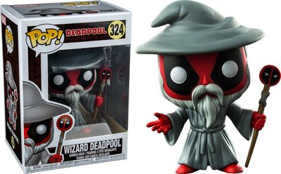Funko Pop! Deadpool: Wizard Deadpool