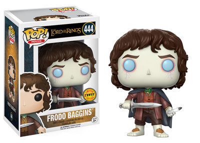 Funko Pop! Lord of the Rings: Frodo [Chase] (Cursed)
