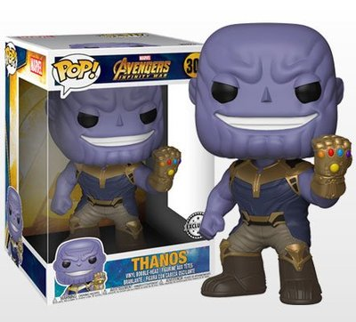Funko Pop! Avengers Infinity War: Thanos [10'' inch]