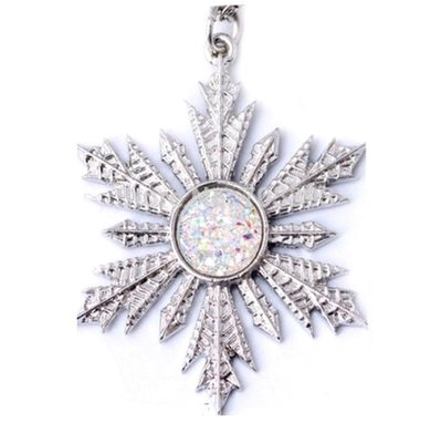 Once Upon A Time: Anna's snowflake ketting