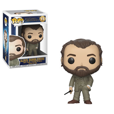 Funko Pop! Fantastic Beasts 2: Albus Dumbledore