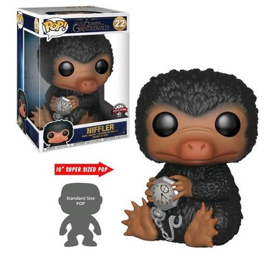 Funko Pop! Fantastic Beasts 2: Niffler 10'' inch [Exclusive]