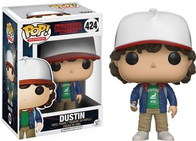 Funko Pop! Stranger Things: Dustin
