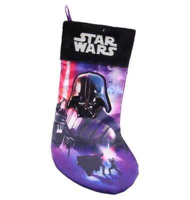 Star Wars kerstsok Darth Vader