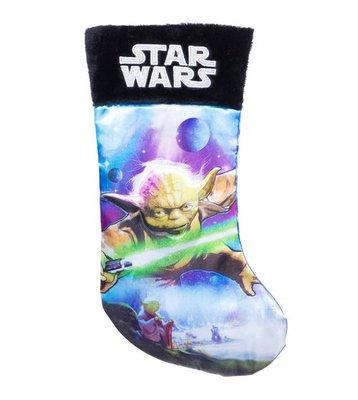 Star Wars kerstsok Yoda