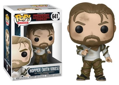 Funko Pop! Stranger Things: Hopper with Vines