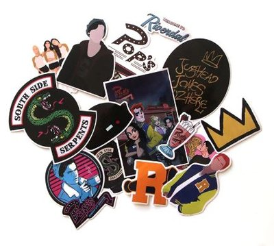 Riverdale sticker set (15 stuks)