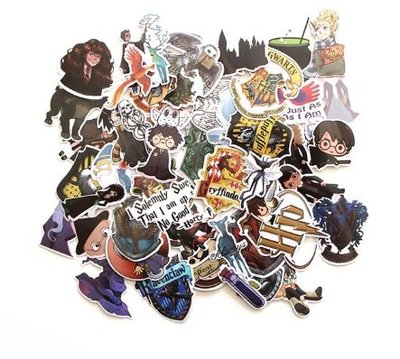 Harry Potter sticker set (50 stuks)