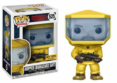Funko Pop! Stranger Things - Hopper Biohazard Suit [Exclusive]