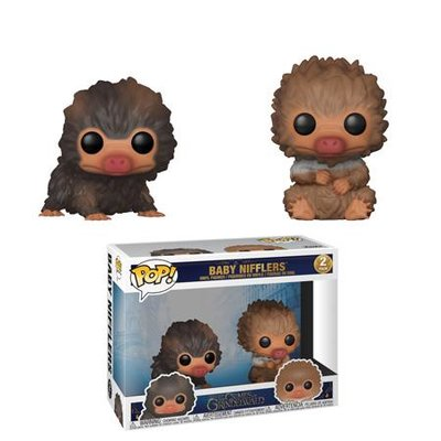 Funko Pop! Fantastic Beasts 2: Baby Nifflers 2-pack