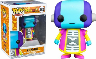 Funko Pop! Dragon Ball Super: Zen-Oh [Exclusive]