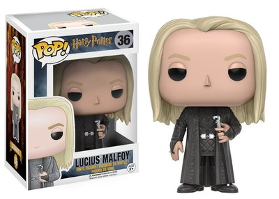 Funko Pop! Harry Potter: Lucius Malfoy (Malfidus)