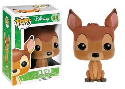 Funko Pop! Disney: Bambi [Flocked]