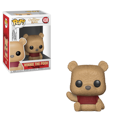 Funko Pop! Christopher Robin: Winnie the Pooh