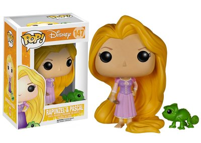 Funko Pop! Disney: Tangled: Rapunzel & Pascal