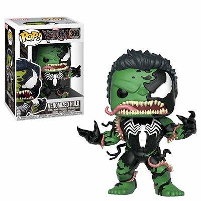 Funko Pop! Marvel Venom: Venom/Hulk
