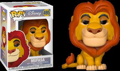 Funko Pop! Disney: The Lion King - Mufasa