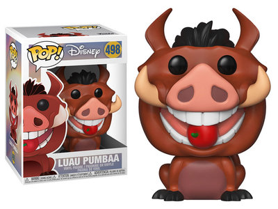 Funko Pop! Disney: The Lion King - Luau Pumbaa