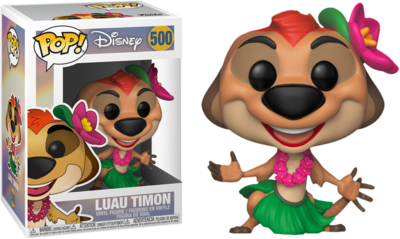 Funko Pop! Disney: The Lion King - Luau Timon