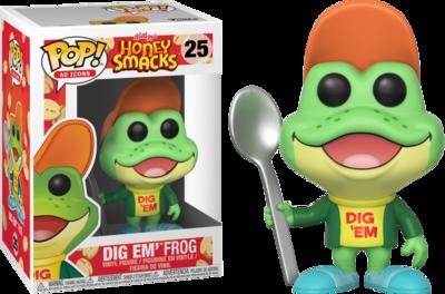 Funko Pop! Kellogs: Dig 'Em Frog (Ad Icons)