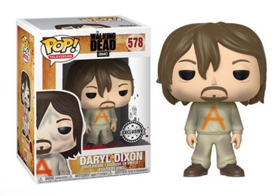 Funko Pop! The Walking Dead: Daryl in Prison Outfit (Exclusive)