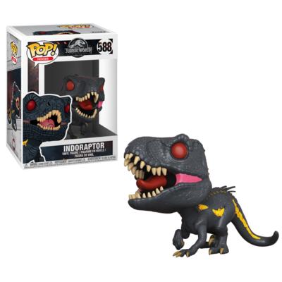 Funko Pop! Jurassic World: Fallen Kingdom - Indoraptor