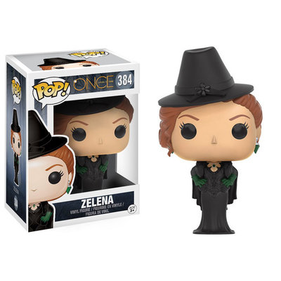 Funko Pop! Once Upon a Time: Zelena