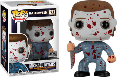 Funko Pop! Halloween: Michael Myers (Blood Splatter) [Exclusive]