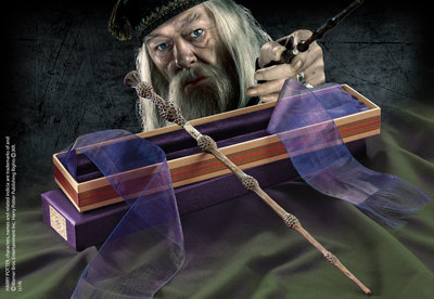 Albus Dumbledore (Perkamentus) toverstaf Elder Wand [Ollivander]