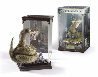 Harry Potter Magical Creatures diorama - Nagini