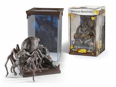Harry Potter Magical Creatures diorama Aragog