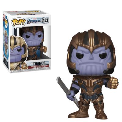 Funko Pop! Marvel: Avengers Endgame: Thanos