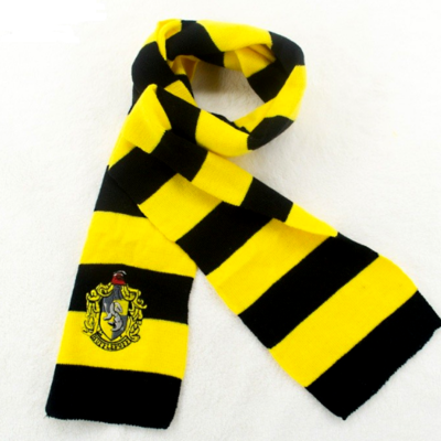 Harry Potter Hufflepuff sjaal