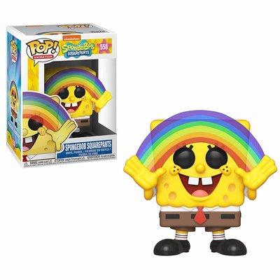 Funko Pop! Spongebob Squarepants: Spongebob Rainbow