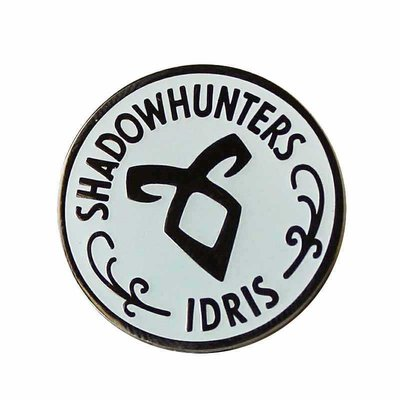 Shadowhunters: The Mortal Instruments pin Rune