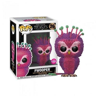 Funko Pop! Fantastic Beasts: Fwooper [Flocked] [Exclusive]