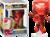 Funko Pop! Marvel: Avengers Infinity War: Iron Man (Red Chrome) - filmspullen.nl