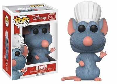 Funko Pop! Disney: Ratatouille - Remy - filmspullen.nl