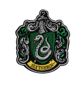 Harry Potter Slytherin iron-on patch - filmspullen.nl